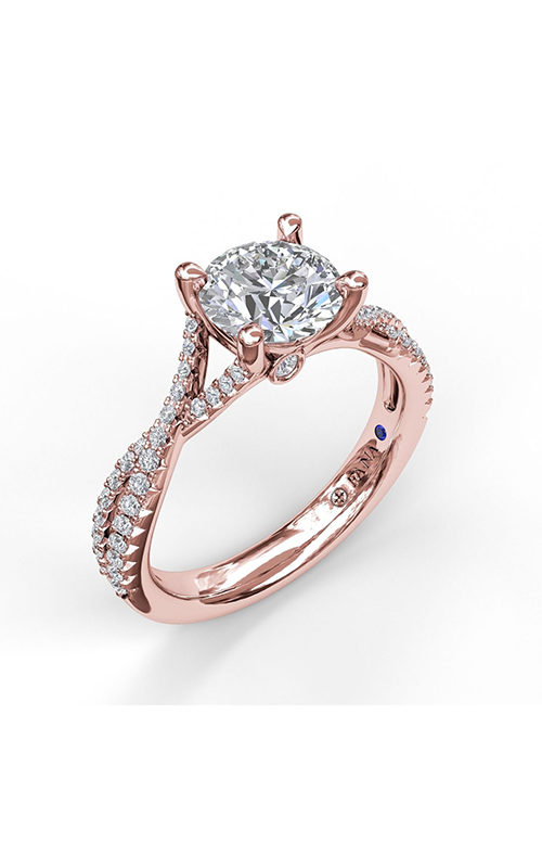 Fana Classic Engagement ring S3479 product image
