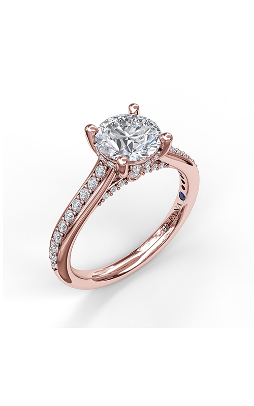 Fana Classic Engagement ring S3528 product image