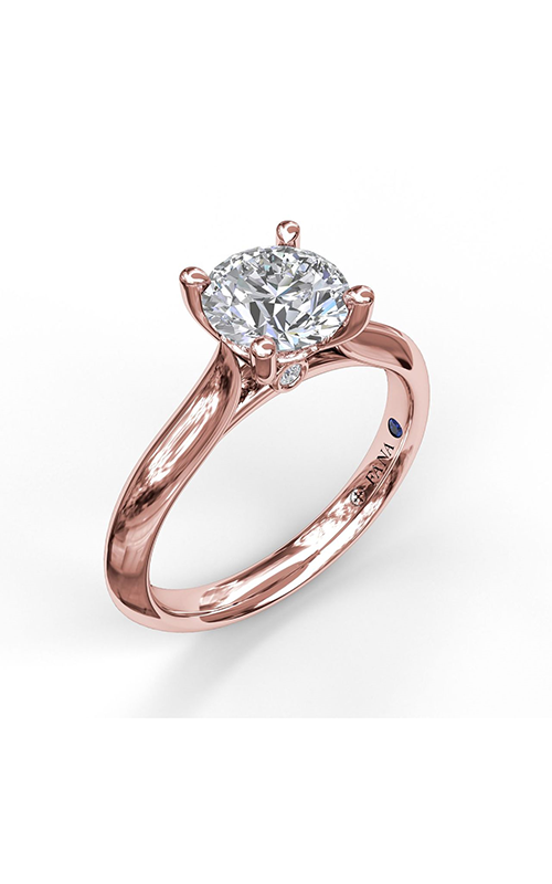 Fana Classic Engagement ring S3535 product image