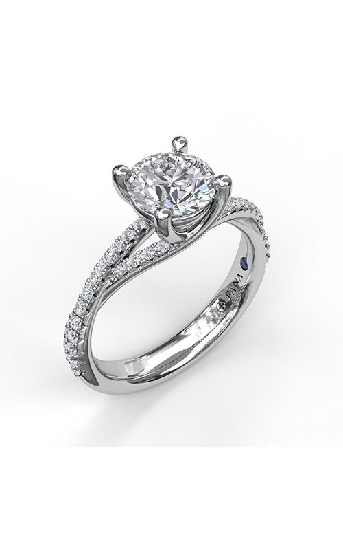 Fana Classic Engagement ring S3821 product image