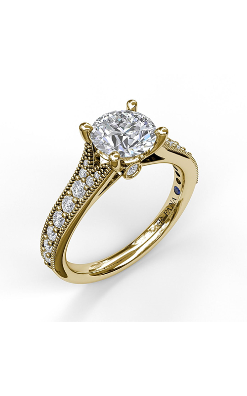Fana Classic Engagement ring S3827 product image