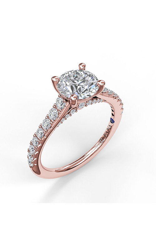 Fana Classic Engagement ring S3862 product image