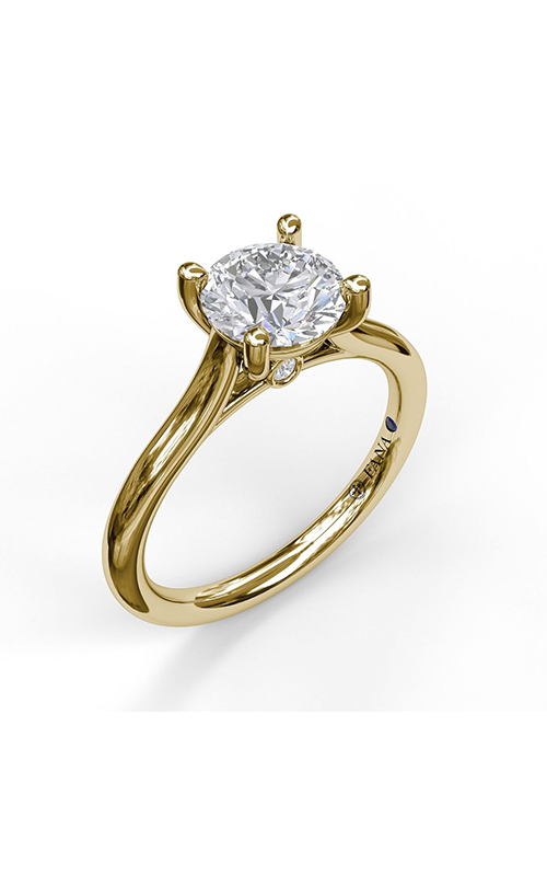 Fana Classic Engagement ring S3908 product image