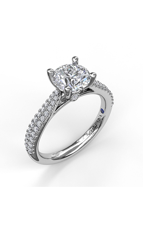 Fana Classic Engagement ring S3915 product image