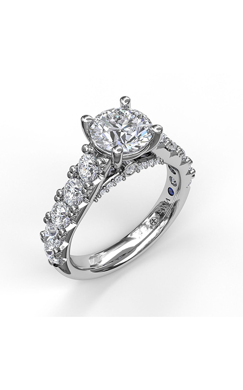 Fana Classic Engagement ring S3916 product image