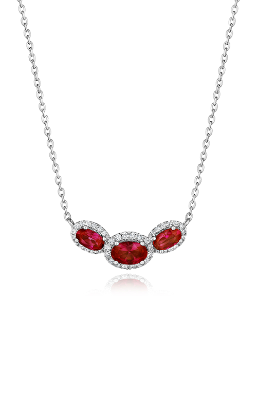 Fana Gemstone Necklace P1644R product image