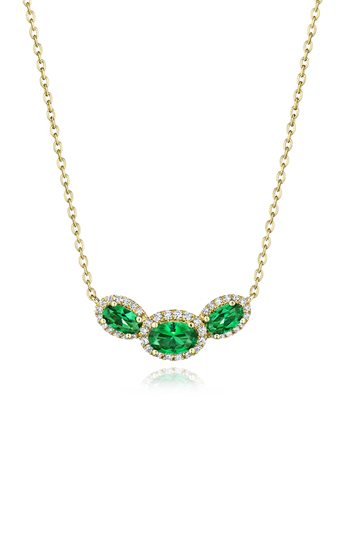 Fana Gemstone Necklace P1644E product image