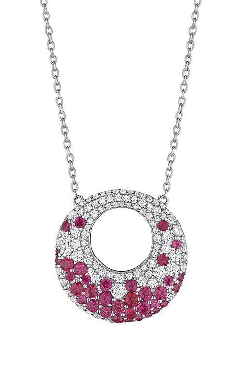 Fana Gemstone Necklace P1537R product image