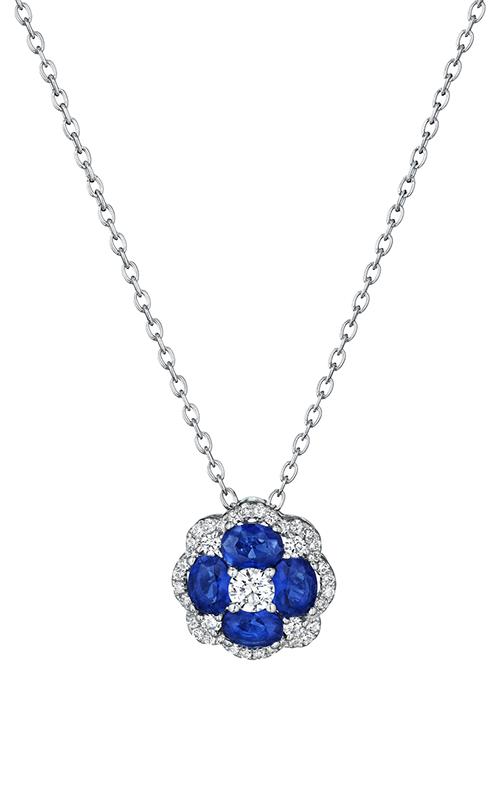Fana Gemstone Necklace P1574S product image