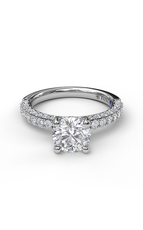 Fana Classic Engagement ring S3033 product image