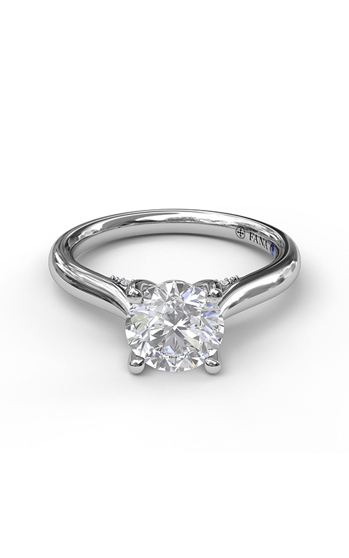 Fana Solitaire Engagement ring S3046 product image