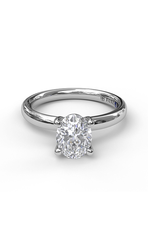 Fana Solitaire Engagement ring S3050 product image