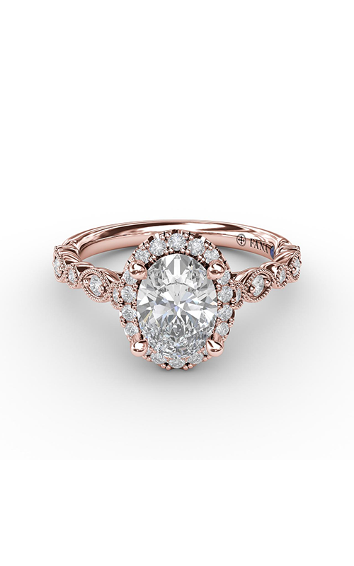 Fana Classic Engagement ring S3065 product image