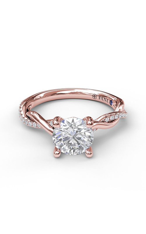Fana Classic Engagement ring S3076 product image
