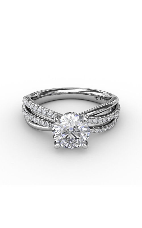Fana Classic Engagement ring S3114 product image