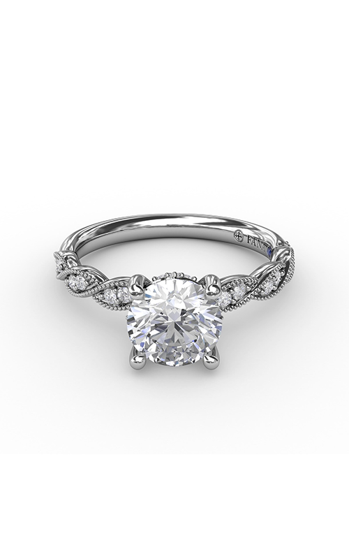 Fana Classic Engagement ring S3248 product image