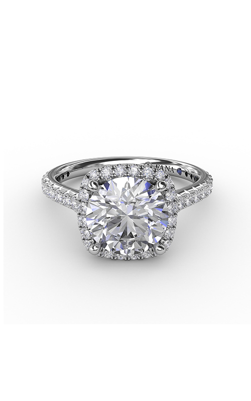 Fana Halo Engagement Ring S3274 product image
