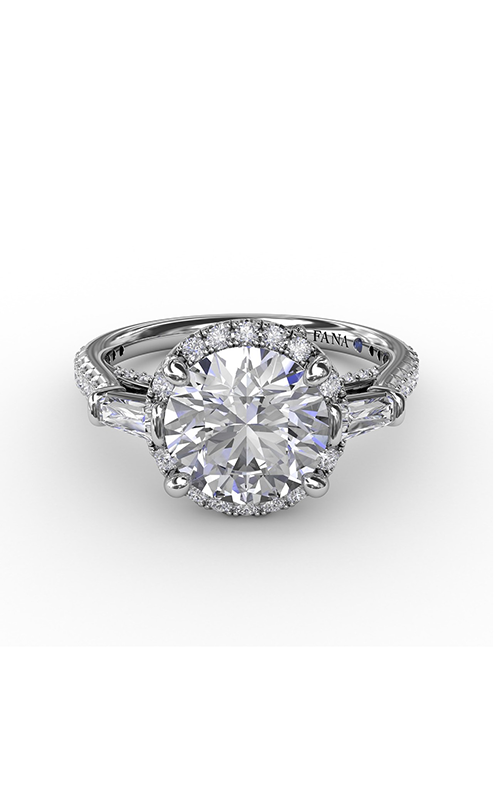 Fana Halo Engagement ring S3278 product image
