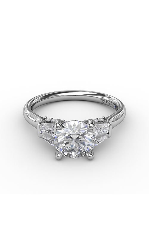 Fana Three Stone Engagement ring S3281 product image