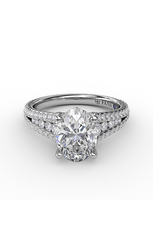 Fana Classic Engagement ring S3325 product image