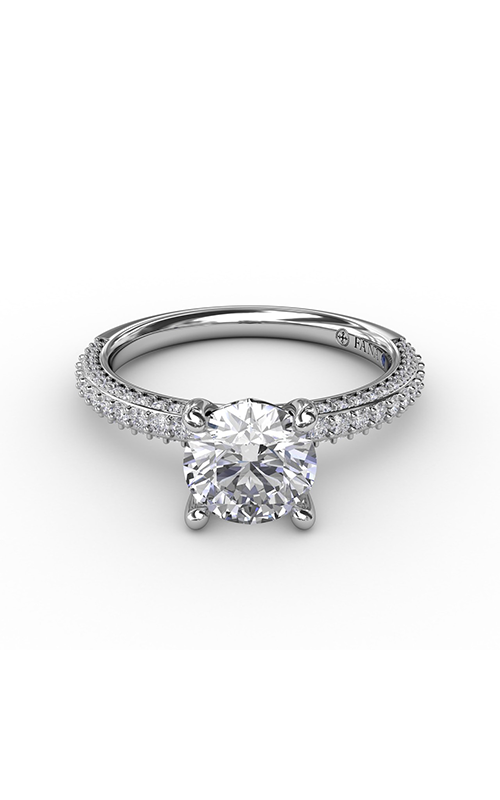 Fana Classic Engagement ring S3334 product image