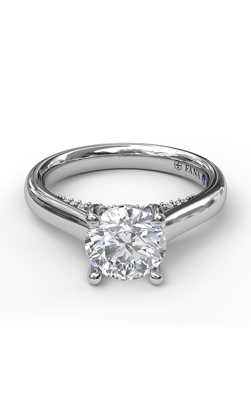 Fana Solitaire Engagement ring S3404 product image