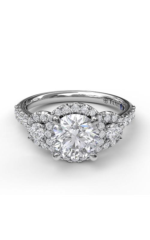 Fana Three Stone Engagement Ring S3405 product image