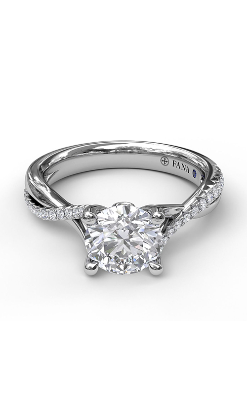 Fana Classic Engagement ring S3477 product image