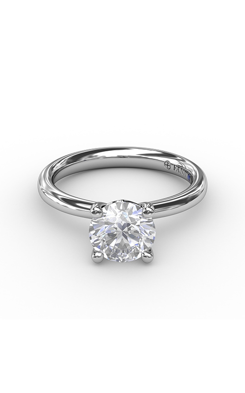 Fana Solitaire Engagement ring S3933 product image