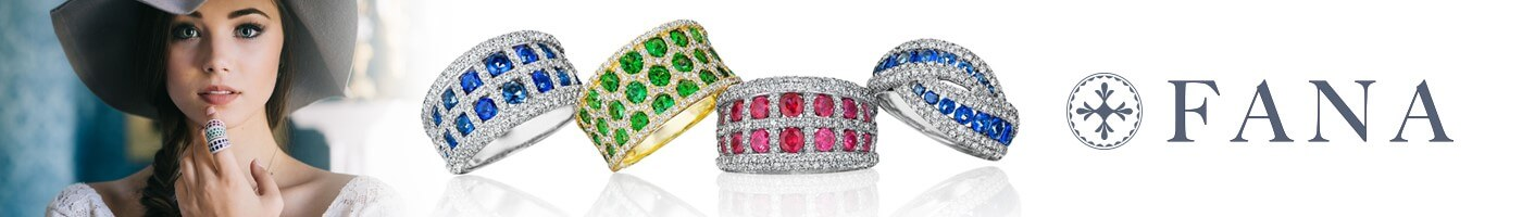 Fana Fashion Rings