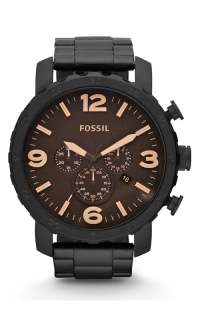 Fossil Nate & Gage JR1356