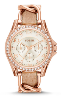 Fossil Riley ES3466