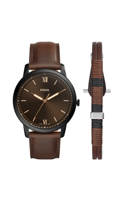 Fossil The Minimalist 3H Watch FS5557SET product image