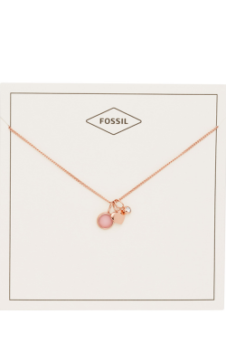 Fossil Vintage Motifs Necklace JF03046791 product image