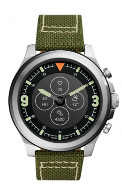 Fossil Latitude Hybrid Smartwatch HR Watch FTW7019 product image