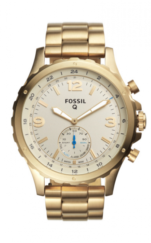 Fossil Nate Hybrid Smartwatch Watch FTW1142 product image