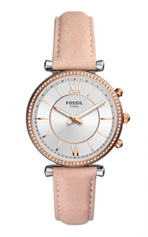 Fossil Carlie Hybrid Smartwatch Watch FTW5039 product image