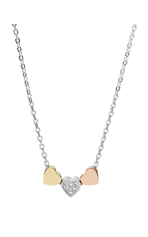 Fossil Vintage Motifs Necklace JF02856998 product image