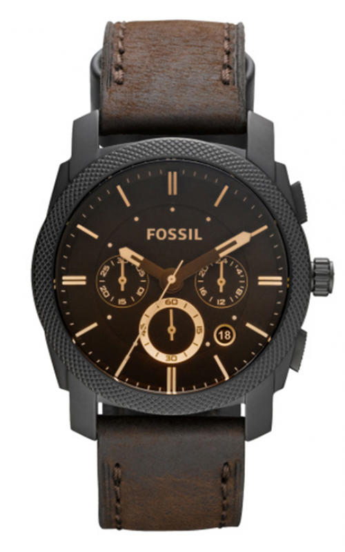 Fossil Machine Watch FS4656IE product image