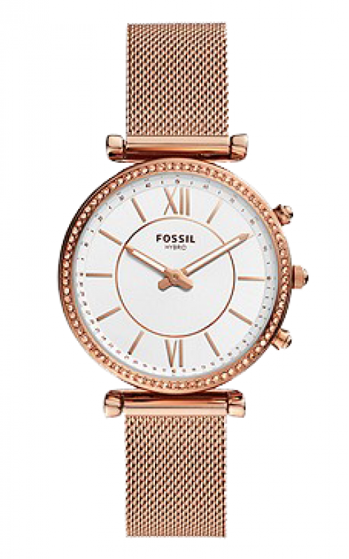 Fossil Carlie Hybrid Smartwatch Watch FTW5060 product image