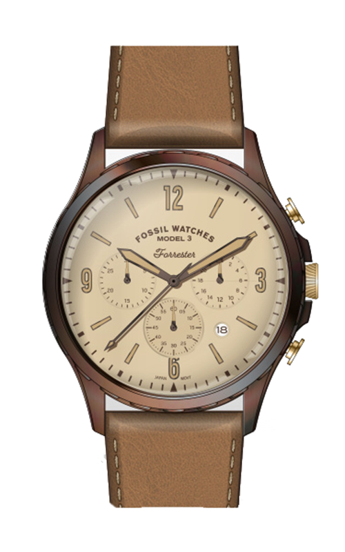 Fossil Forrester Chrono Watch LE1109 product image