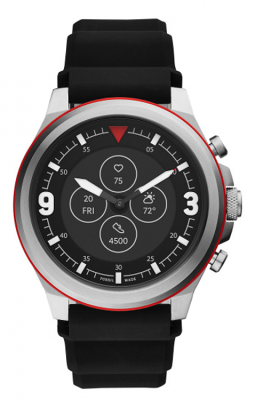 Fossil Latitude Hybrid Smartwatch HR Watch FTW7020 product image