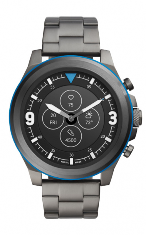 Fossil Latitude Hybrid Smartwatch HR Watch FTW7022 product image