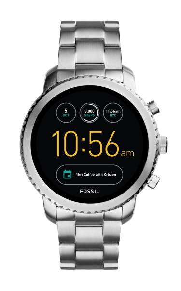 Fossil Q Explorist FTW4000 product image