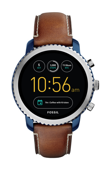 Fossil Q Explorist FTW4004 product image