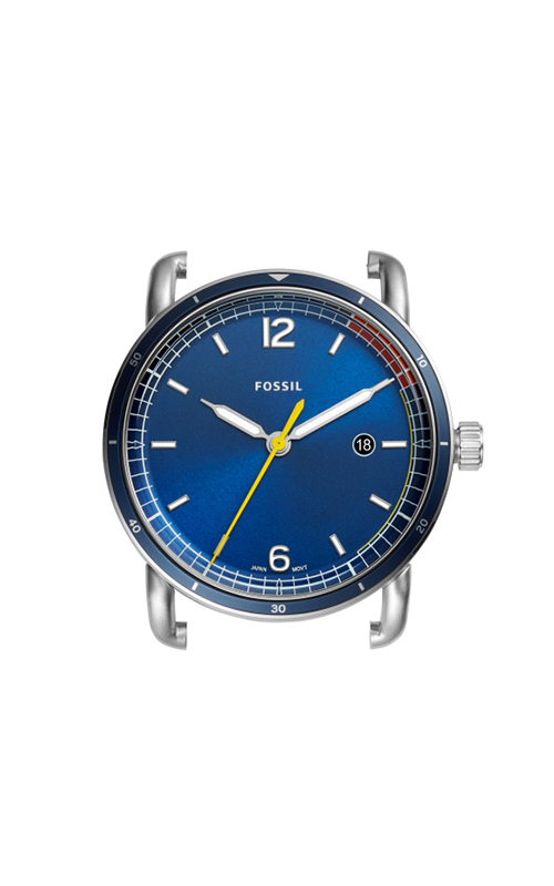 Fossil The Commuter 3H Date C221051 product image