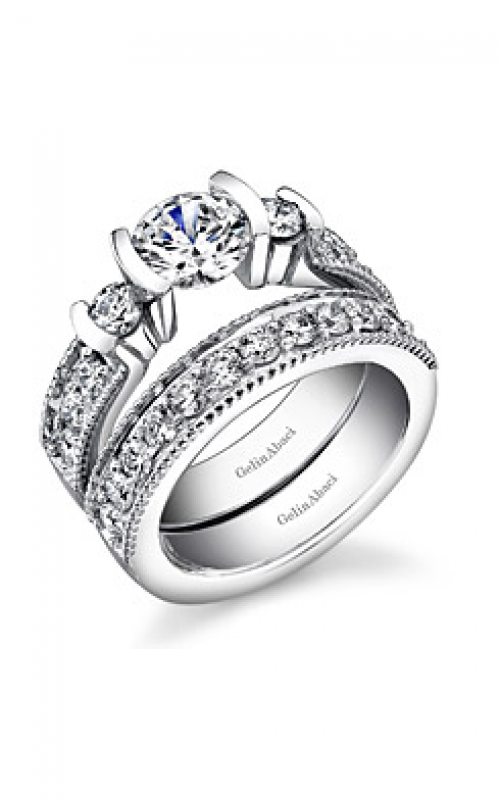 Gelin Abaci Engagement ring TR-233 product image