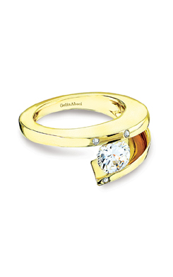 Gelin Abaci Engagement Rings TR-110 product image