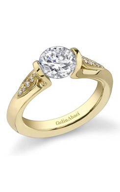 Gelin Abaci Engagement Rings TR-225 product image