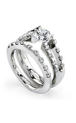 Gelin Abaci Engagement Rings TR-B189 product image